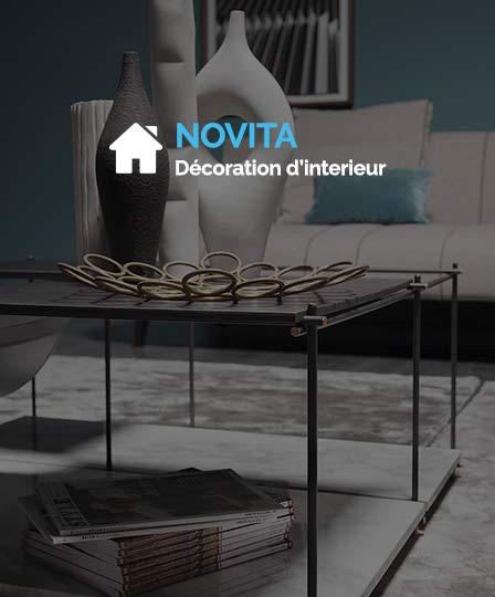 Novita décoration site internet